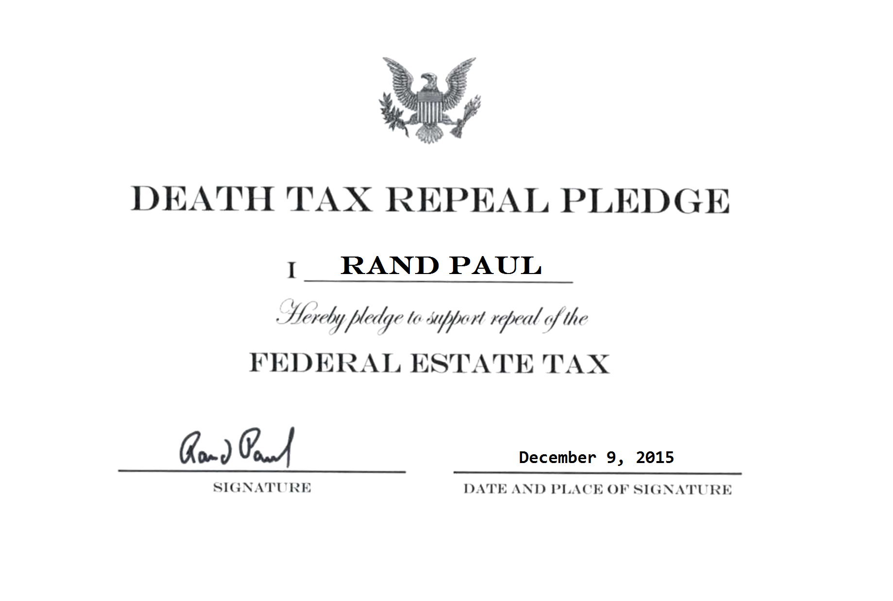 death tax Both the federal government and some states charge an estate tax based on the  value of property you own at death but the estate tax -- also.